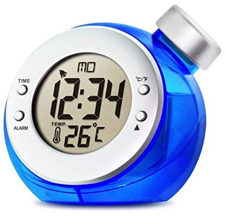 Ibepro Water Power Clock